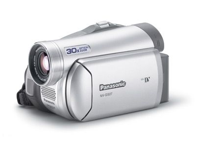 Panasonic NV-GS 27 EP-S